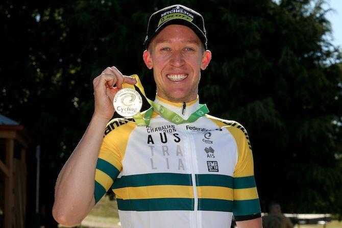 Cameron Meyer novo campeão nacional australiano