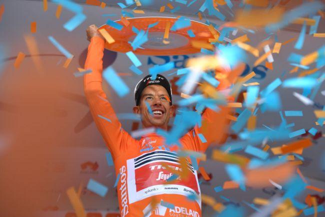 Richie Porte vence Tour Down Under!