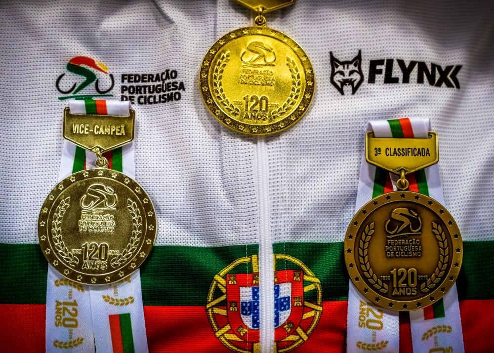 Márcio Barbosa e Ana Santos revalidam título nacional de ciclocrosse!