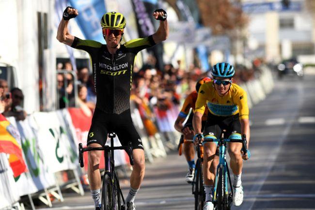 Jack Haig triunfa em Granada! Fuglsang segue líder!