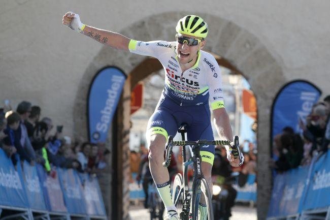 Xandro Meurisse vence primeira etapa da Volta a Murcia!