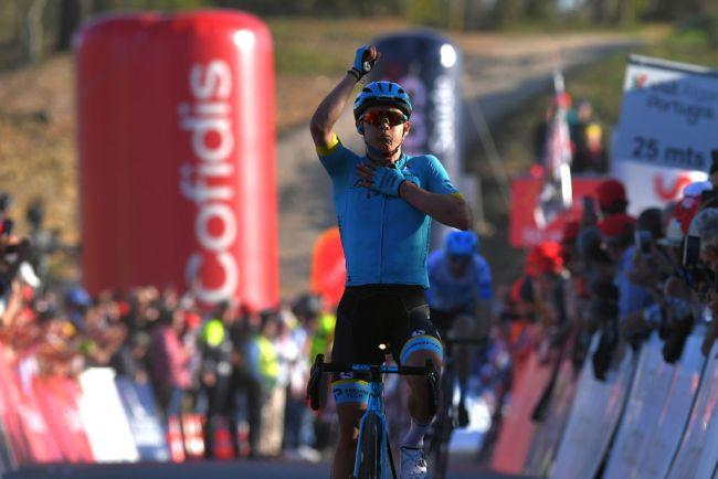 Lopez vence no Alto do Malhão!