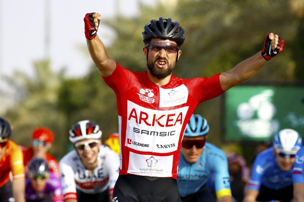 Nacer Bouhanni de volta às vitórias!