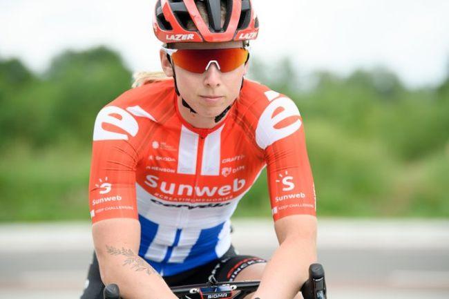 Lorena Wiebes na Sunweb!