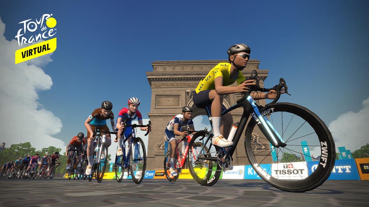 Tour de France Virtual na RTP2