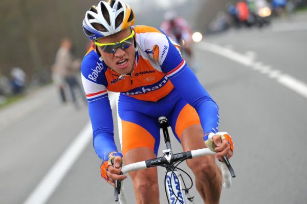 Lars Boom de volta ao Ciclismo…na equipa feminina CCC-Liv
