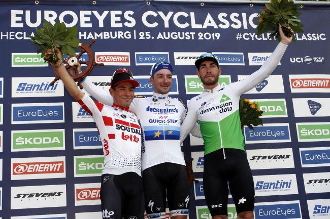 EuroEyes Cyclassics Hamburg cancelada!
