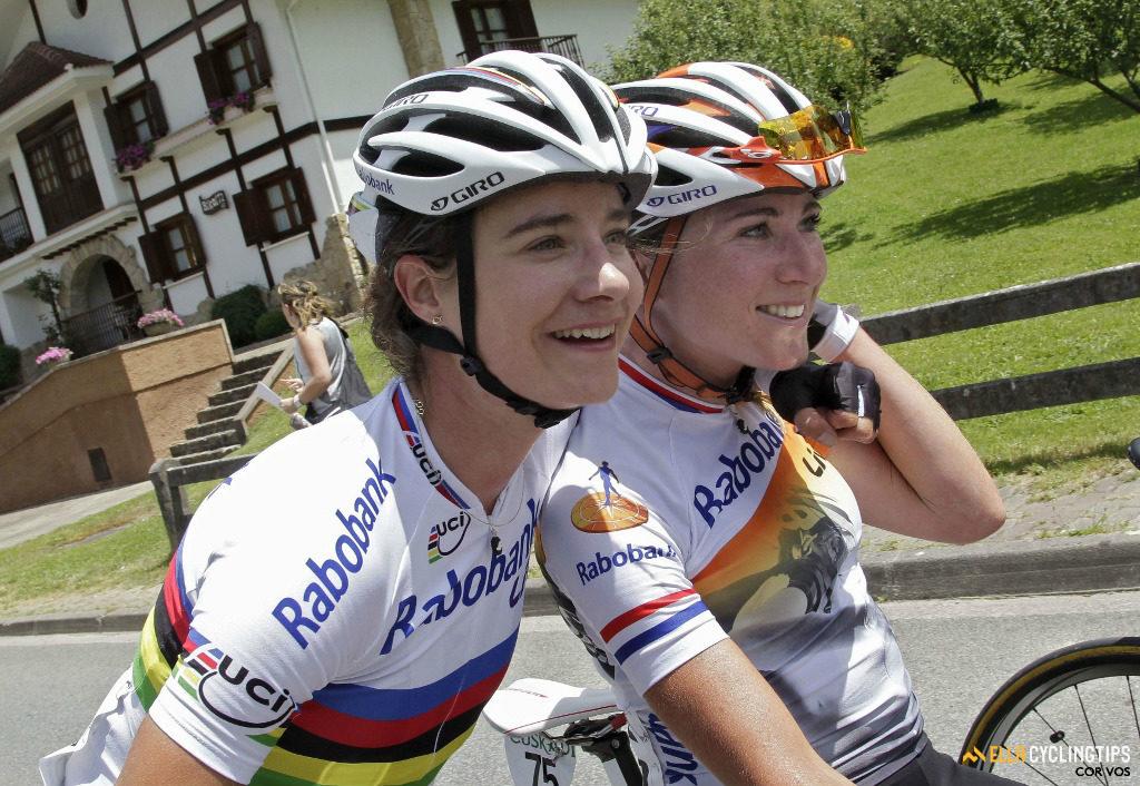 Jumbo-Visma vai criar equipa feminina com Vleuten e Vos à cabeça!