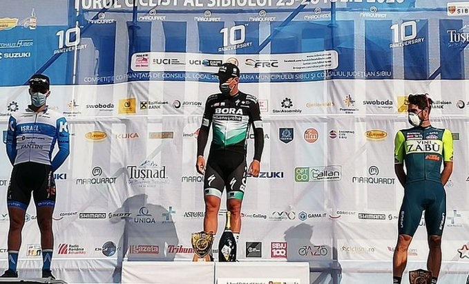 Pascal Ackermann mostra como se faz e vence no Sibiu Tour!