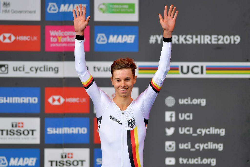 Marco Brenner continua a conquistar vitórias!