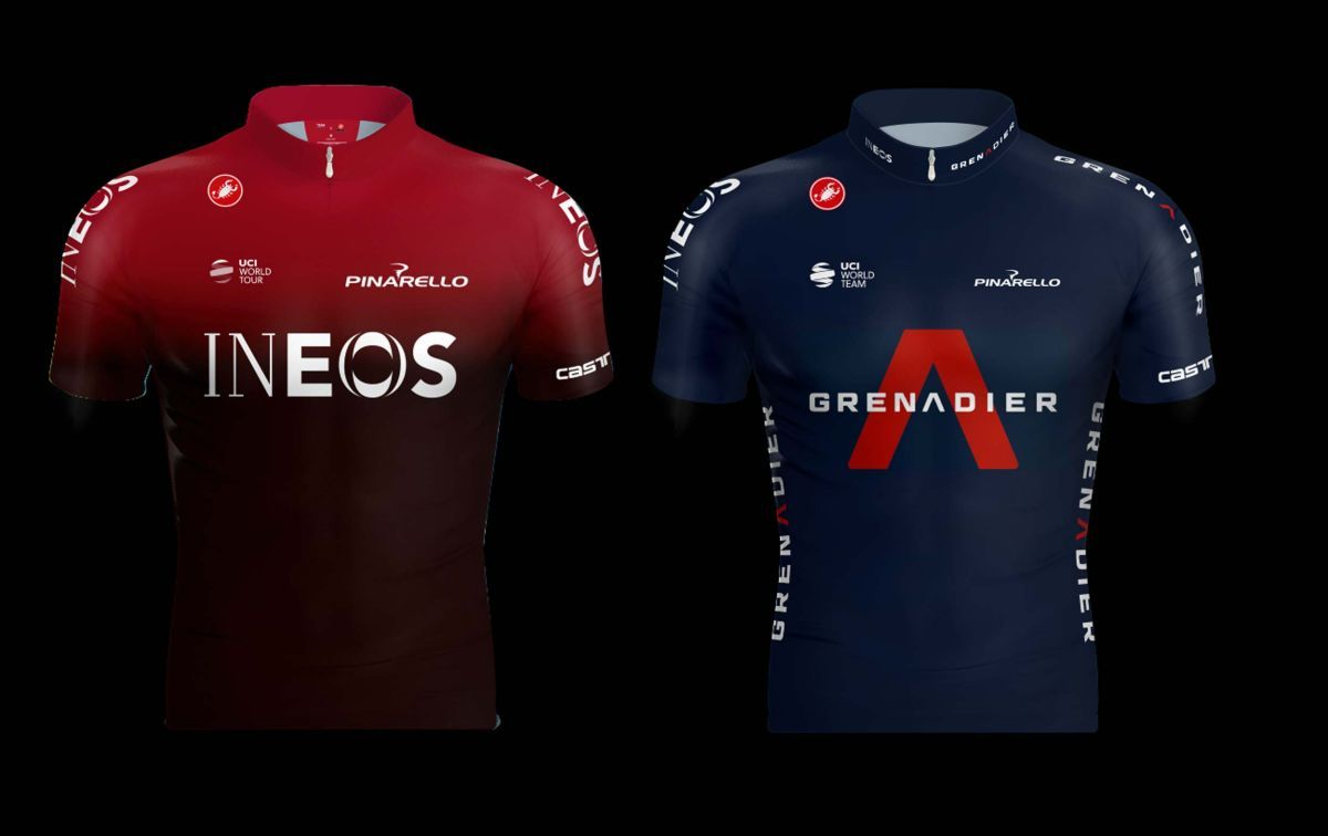 Ineos vai ser… Grenadier no Tour de France!