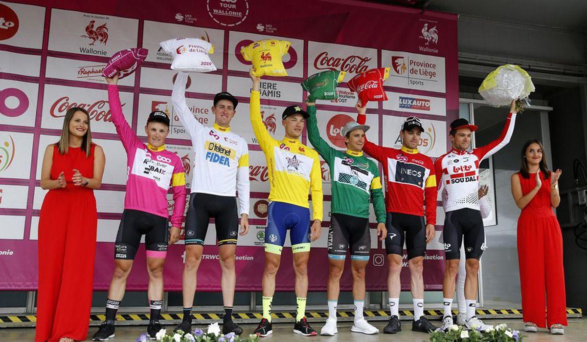 Tour de Wallonie em risco devido a recusas de cidades!