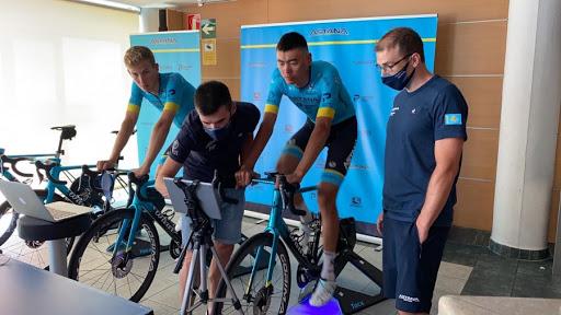 TdF Virtual – Astana abandona competição!