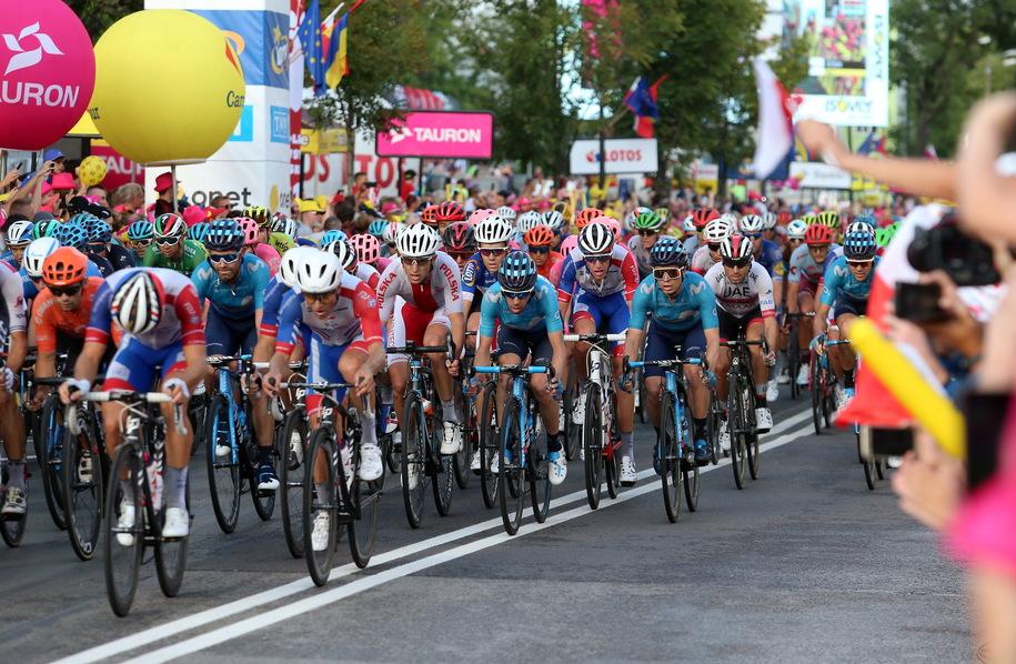 Tour de Pologne em Direto!