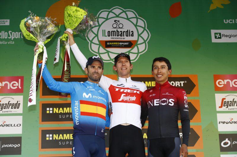 Um estreante a vencer a Lombardia?