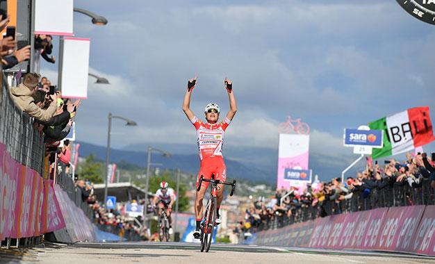 Fausto Masnada na Deceuninck – Quick-Step!