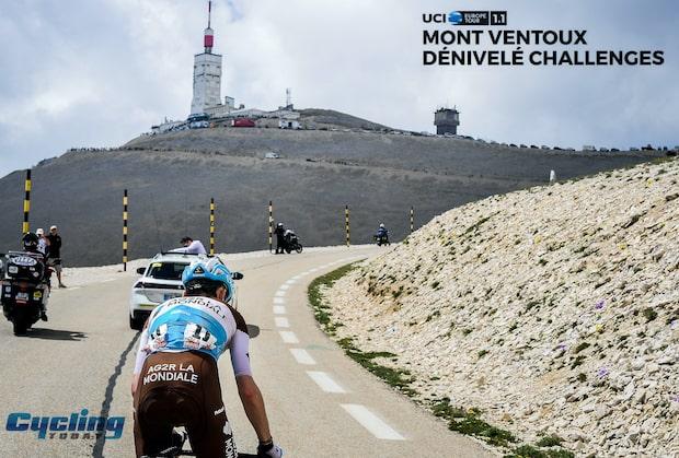 Mont Ventoux Challenge em direto!