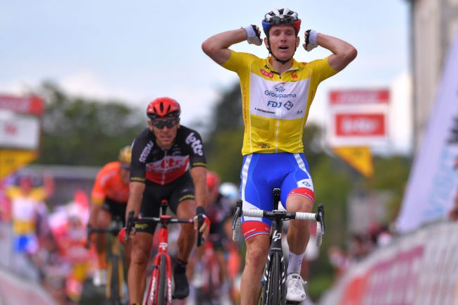 Demare vence o Tour de Wallonie num final emocionante!