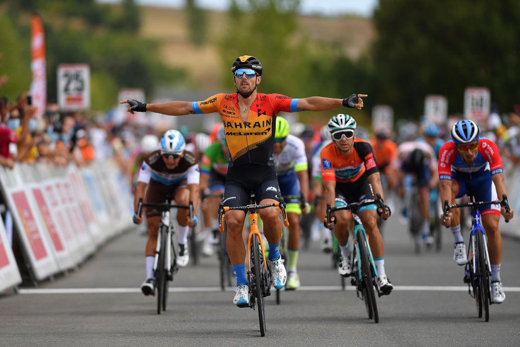 Colbrelli vence ao sprint em Occitanie!