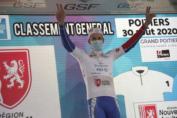 Etapa e geral para o campeão francês!
