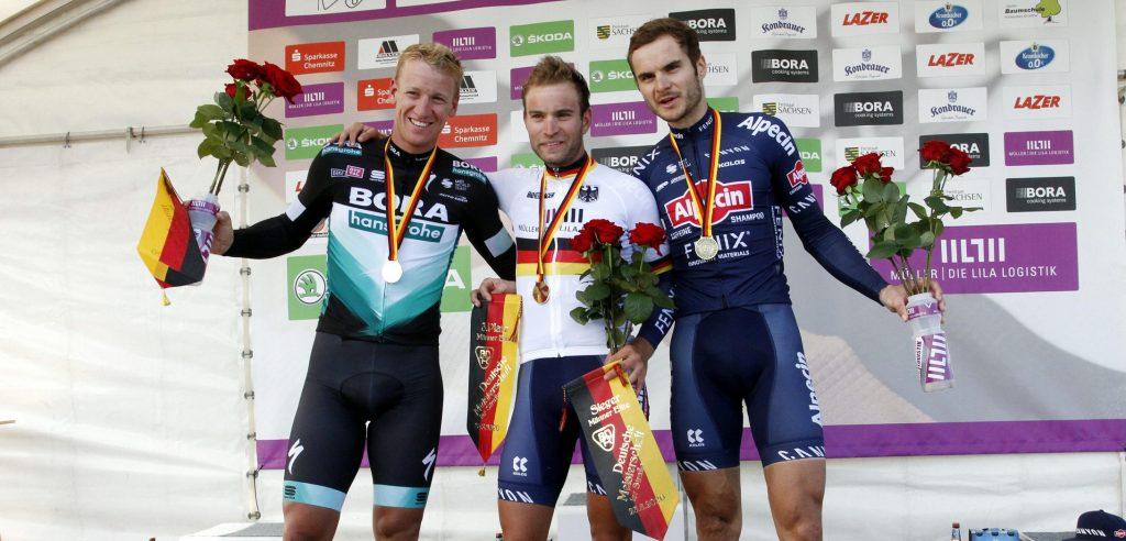 Ackermann batido ao sprint e terceiro título para Lisa Brennauer na Alemanha – Nacionais pela Europa dia 4 pt.1