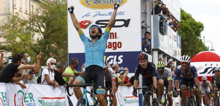 Felline vence Memorial Marco Pantani!