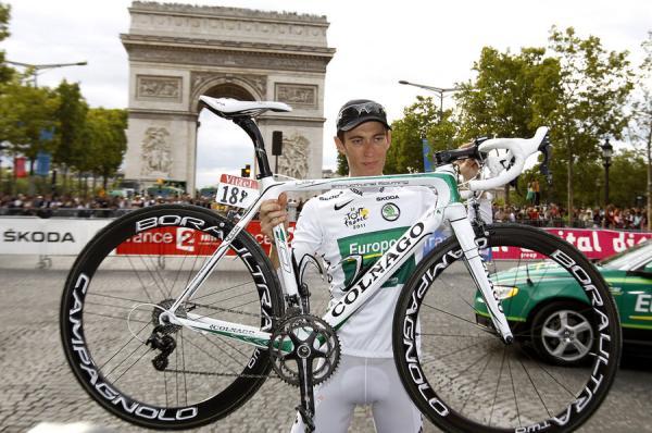 Pierre Rolland vence Tour De Savoie Mont Blanc