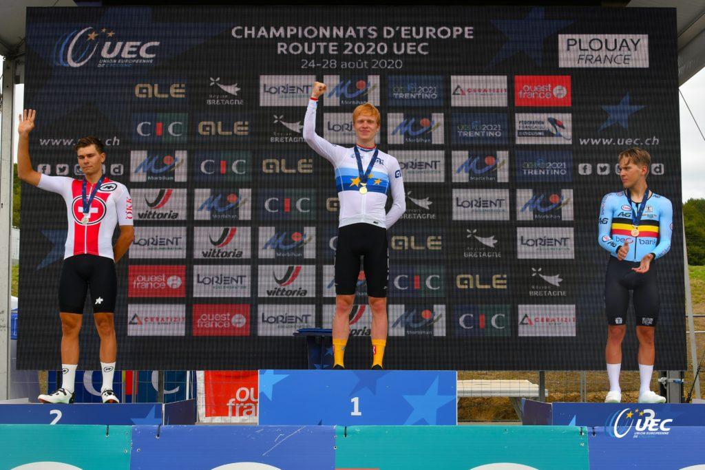 Leknessund é o novo Campeão da Europa de CR em sub-23!