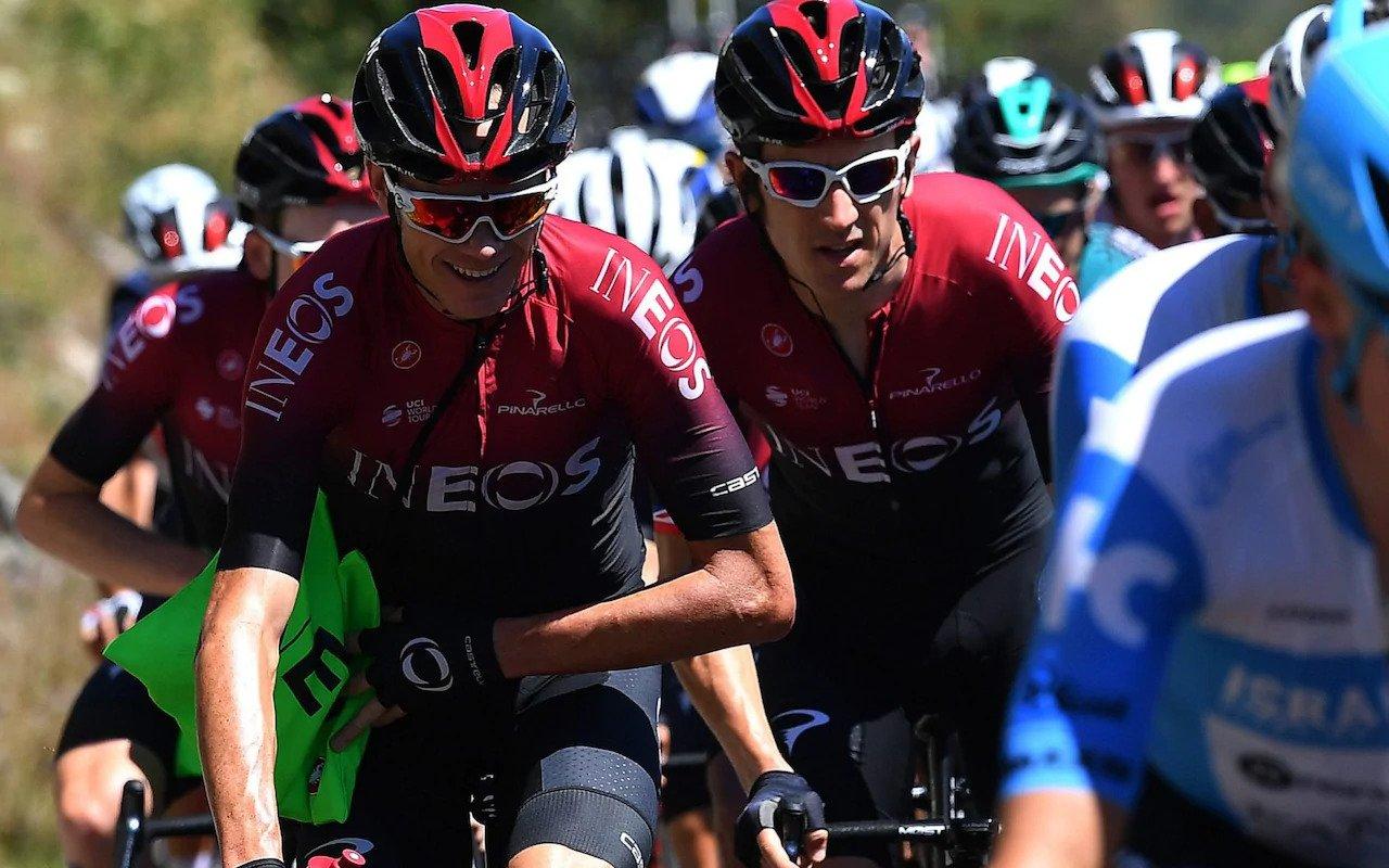 Froome e Thomas fora do Tour, Bernal líder absoluto!