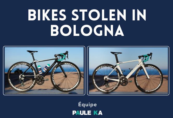 Equipe Paule Ka desiste do Giro Dell'Emilia após furto das suas bicicletas!