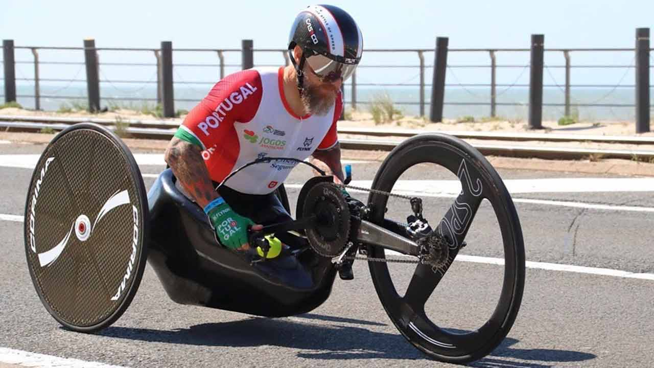 2021 UCI Para-Cycling World Championship em Portugal!