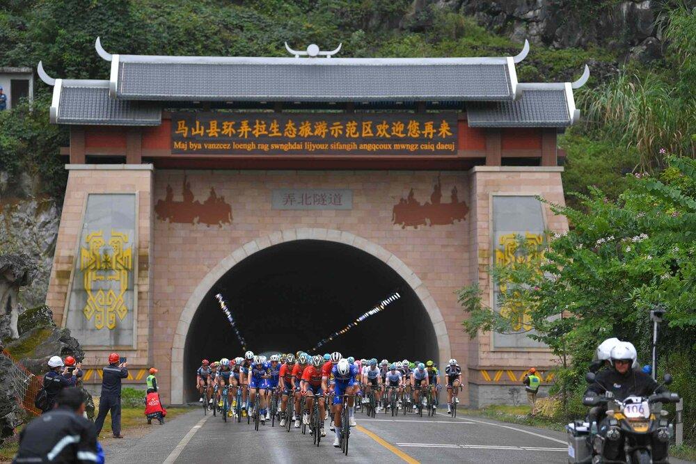 Tour of Guangxi cancelado devido à pandemia