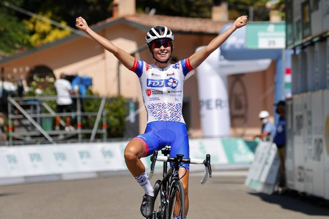 Cecilie Uttrup Ludwig vence Giro dell'Emilia!