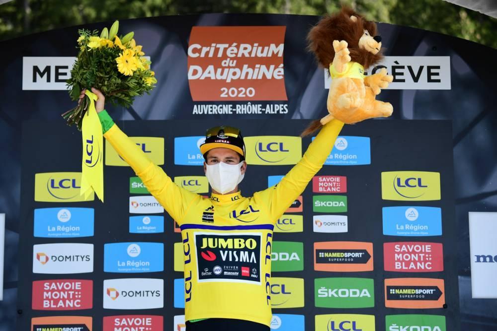 Quem irá vencer o Dauphiné sem Roglic nem Bernal?