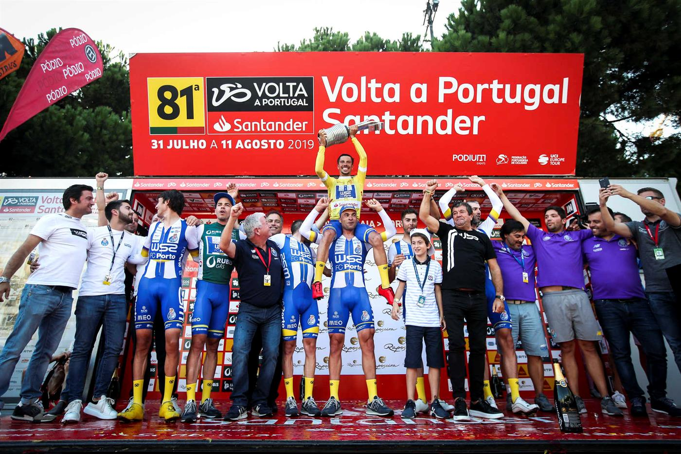 82ª Volta a Portugal adiada para 2021!