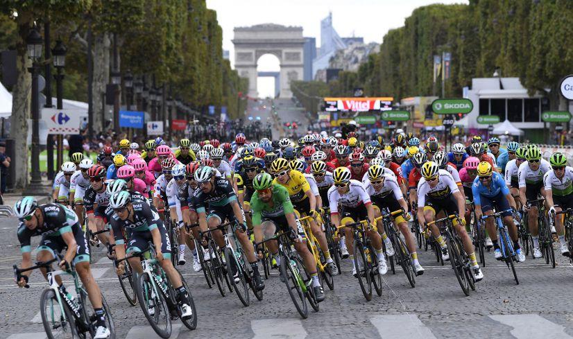Tour de France em direto!