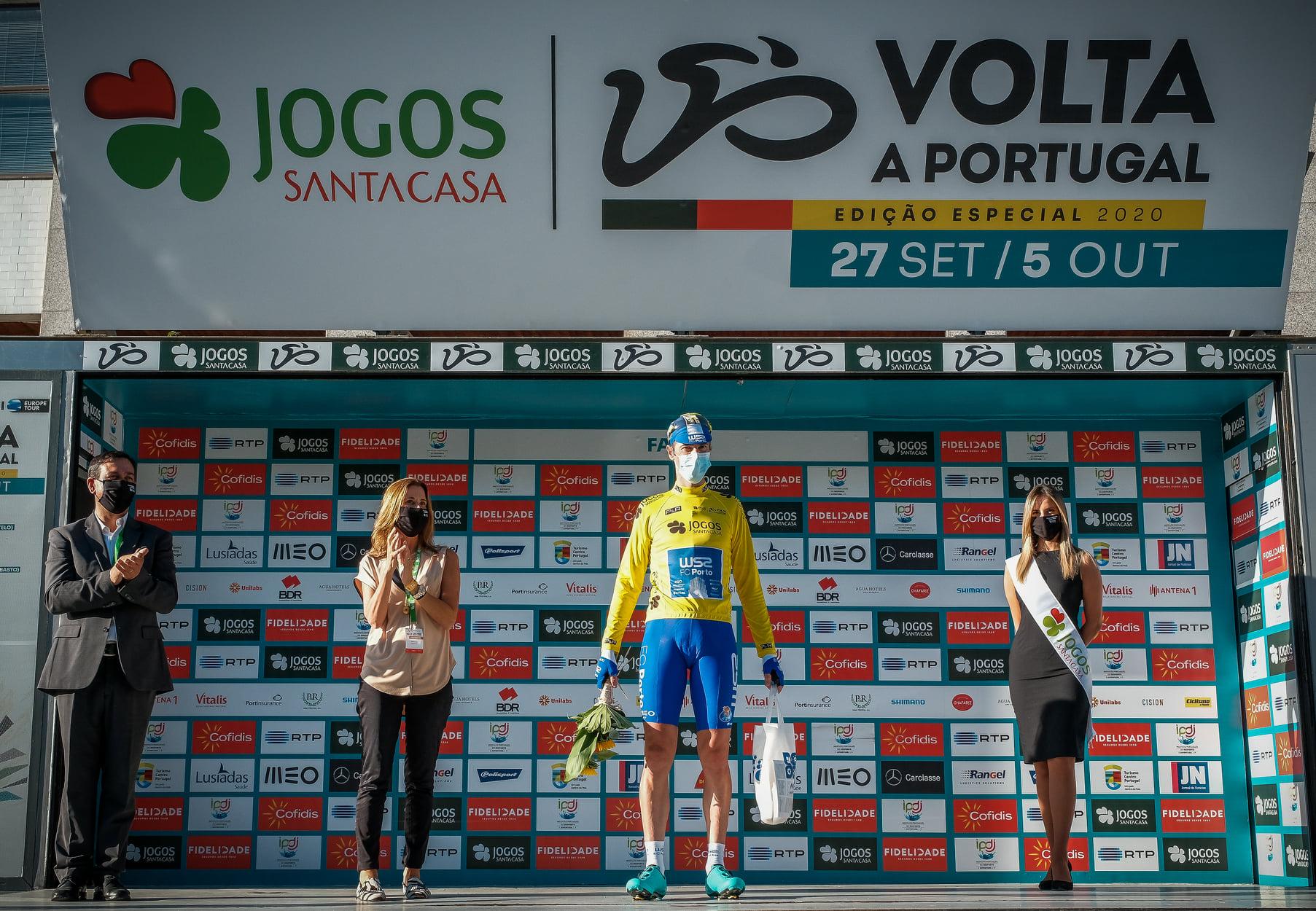 Quem irá vencer no Alto de St. Luzia a primeira etapa em linha?