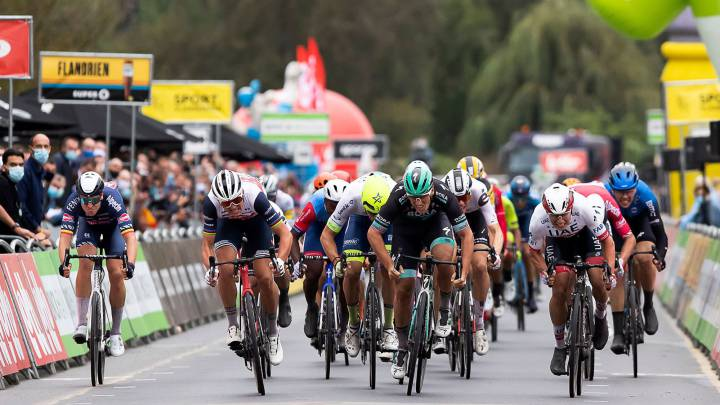 COVID-19 cancela etapas holandesas do BinckBank Tour. Amstel Gold Race em risco!