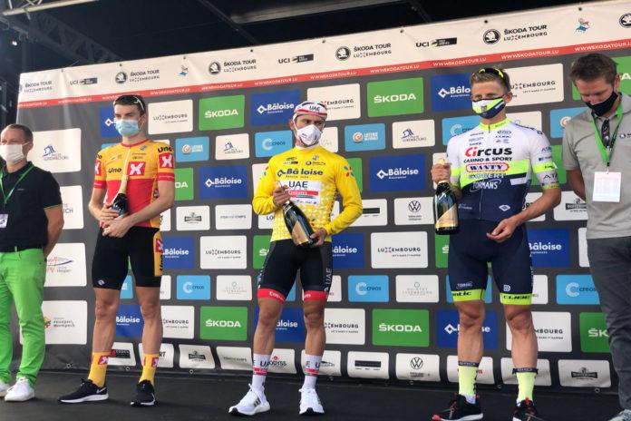Kron bate Ulissi, mas o Tour de Luxembourg é do italiano!