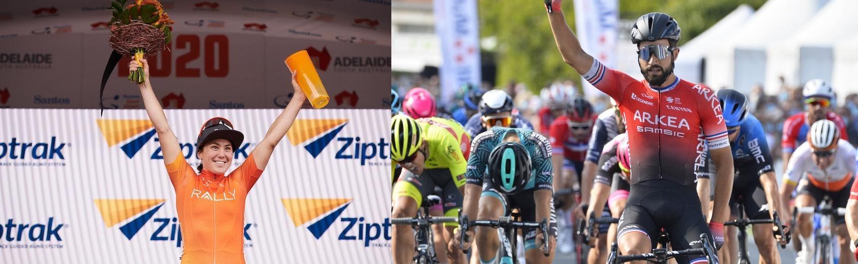 Bouhanni e Hosking vencem GP d'Isbergues