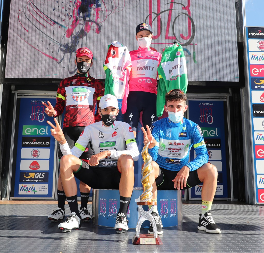 Thomas Pidcock, o futuro dos Ingleses, conquista Giro Itália U23