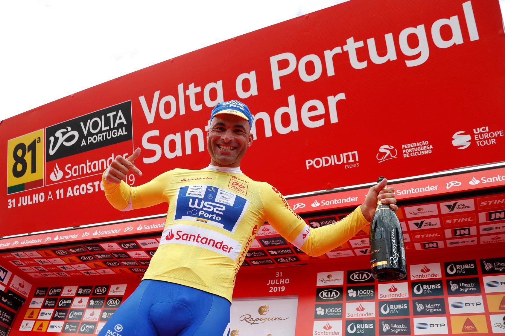 Quem será o primeiro camisola amarela da Volta a Portugal Edição Especial?