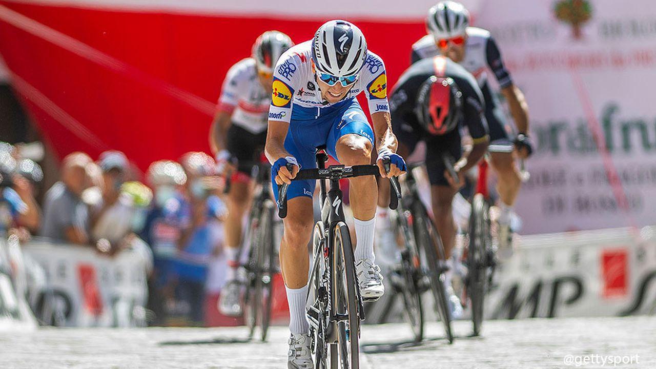 Bagioli vence segunda etapa na Coppi e Bartali!