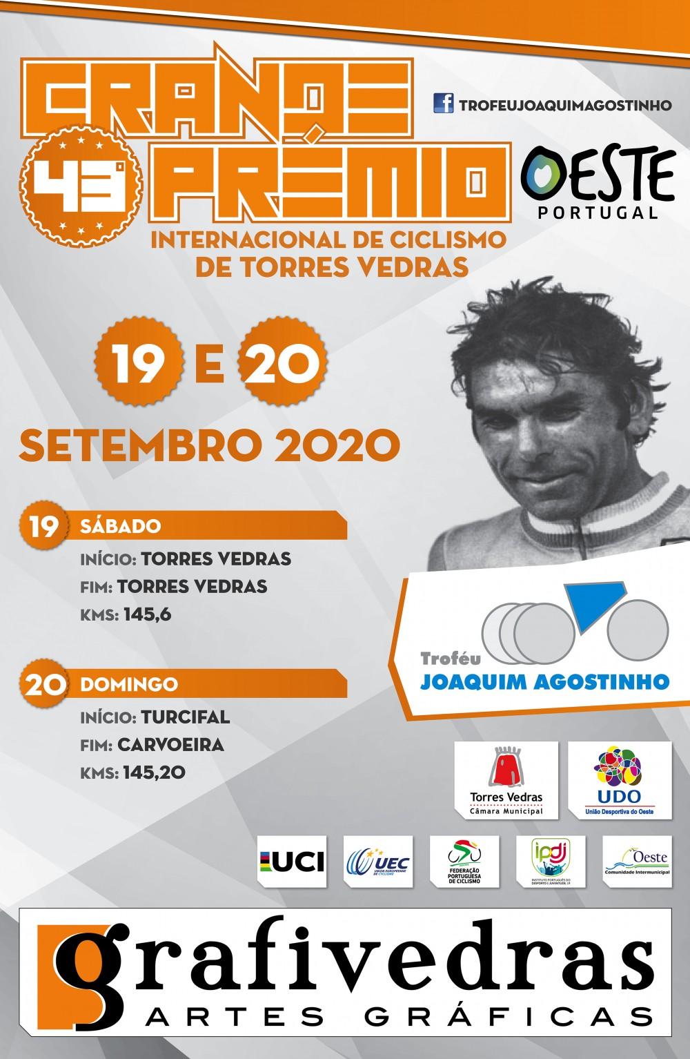 Perfis e Equipas do Trofeu Joaquim Agostinho!