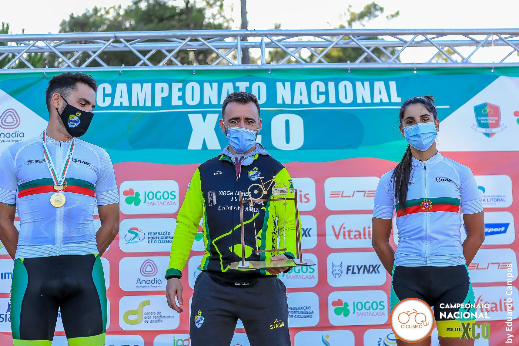 Raquel Queirós e Roberto Ferreira vitoriosos nos Nacionais de XCO!
