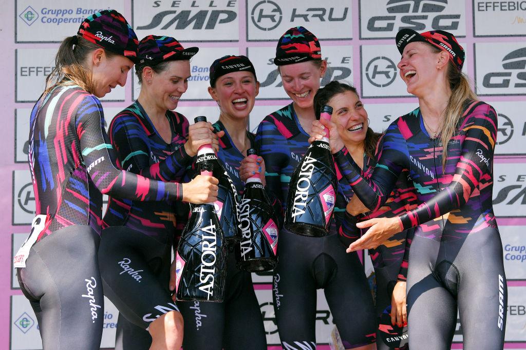 Giro Rosa, a maior prova por etapas do pelotão feminino!