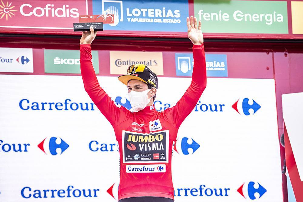 Um dia em que a fuga pode singrar na Vuelta!
