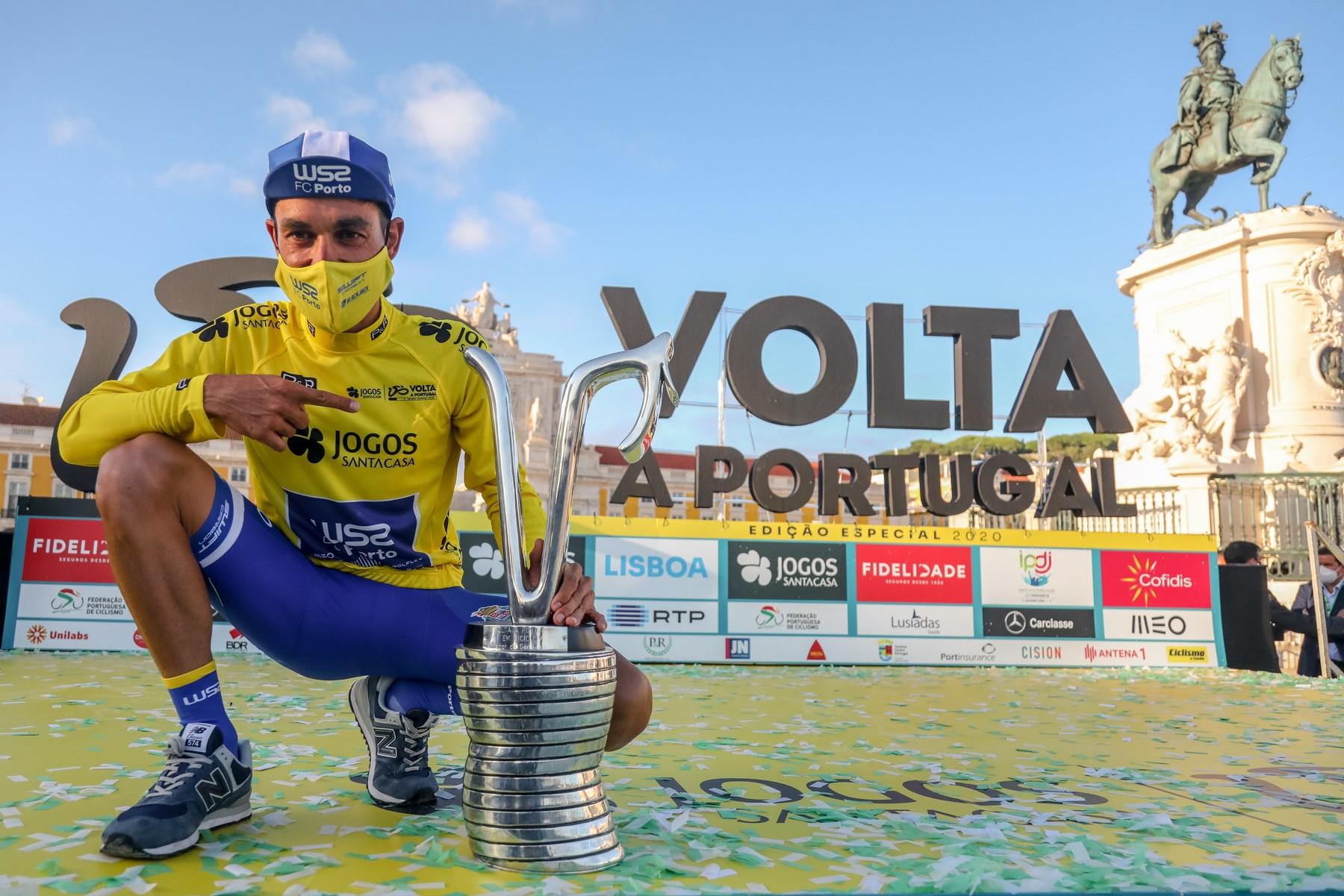 Veloso vence contrarrelógio final, na Volta de Amaro Antunes!