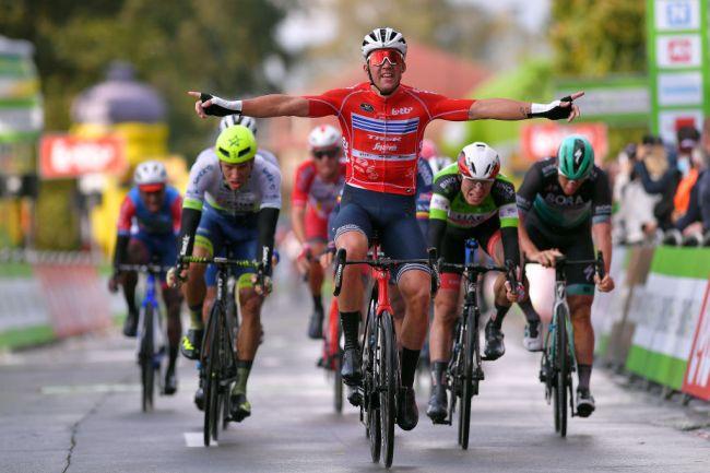 Mads Pedersen vitorioso e novo líder da Binck Bank Tour!