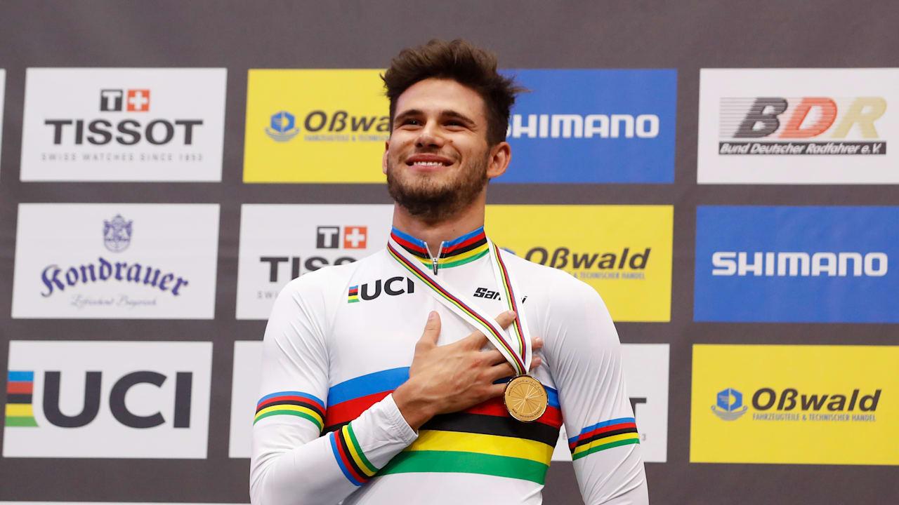 Irá Filippo Ganna completar o seu conto de fadas no arranque do Giro d'Itália?